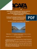 Patrimonio Geologico de Vila Velha de Rodao
