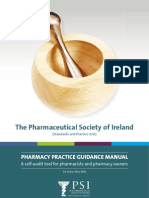 Pharmacy Practice Guidance Manual - Ireland