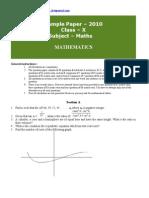 2-CBSE-Math-10th-2010