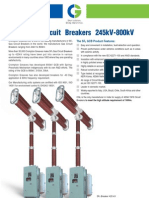 Sf6 Gcb 245kv 800kvenglish