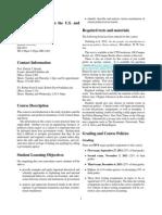 UT Dallas Syllabus for govt2302.002.11f taught by Patrick Brandt (pxb054000)