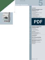 Siemens - Guard a Mot Ores y Accesorios 3rv