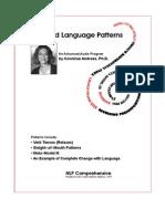 Advanced Language Patterns