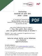 Invitation_Débat.EAU_26.08.La Rochelle