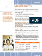 Support Riverbed Brochure
