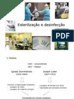 Desinfeccao-Esterilização