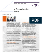 10 Questions for Comprehensive Succession Planning