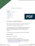 Intro.debian.packaging