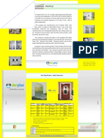 Steel Doors and Door Frames