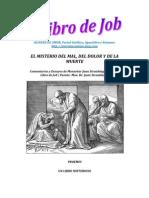 EL LIBRO DE JOB | ALIANZA DE AMOR