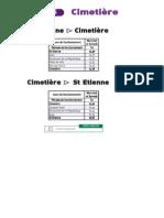 LIGNE 5 - Cimetière