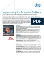 Replatforming the Enterprise Backbone