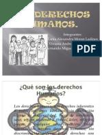 Diapositivas Del Derechos Humanos