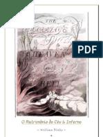 O Matrimônio do Céu e Inferno - William Blake