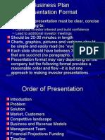 Business Plan خطة عمل