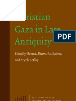Christian Gaza in Late Antiquity