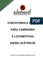 CONTATORES E PEÇAS PARA CAMINHOES ELETRICOS