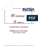 NNSA Mechanical Systems Word