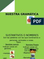 Apuntes gramática española