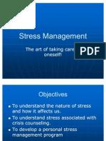 Stress Management (2)