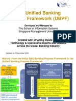 Unified Banking Process Framework