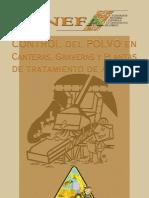 Control de Polvo en Canteras