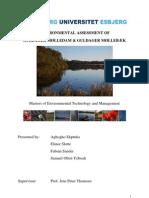 Evt Assesment of Guldager Molledam and Mollebaek