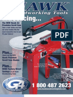 Hawk Woodworking Tools Catalog