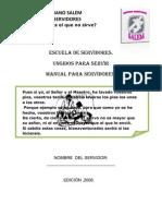 ESCUELA DE SERVIDORES