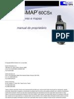 Manual GPS 60CSx