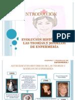 EVOLUCIÓN HISTÓRICA DE LAS TEORÍAS Y MODELOS DE