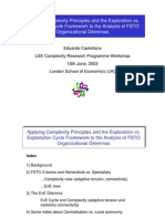 LSE-2003-Complexity ORG Case Study