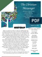 August 23 Messenger