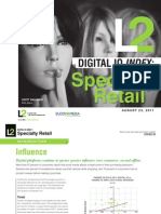 L2 Specialty Retail DigitalIQ 2011