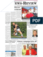Vilas County News-Review, Aug. 24, 2011