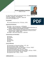 Curriculum Adriano Moura