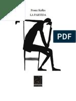 Kafka La Partida Scridb