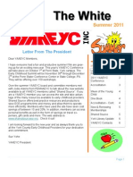 YAAEYC Summer Newsletter 2011 (2)