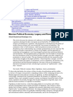 Dumenil & Foley - Marxian Political Economy