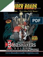 Thunder Roads Virginia Magazine - April '07