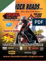 Thunder Roads Virginia Magazine - July '07