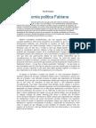 Paul M Sweezy_sobre economía política Fabiana