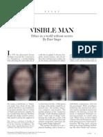 Peter Singer - Visible Man