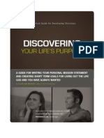 Discovering Your Life's Purpose Sample
