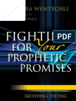 Fighting for Your Prophetic Promises