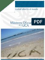 Masters UCA 2011-12