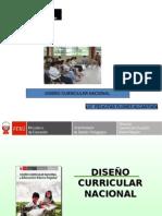 Dise%C3%B1o Curricular 2011
