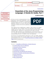 Java Basic Book 1