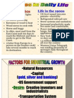 17b Industrial Growth