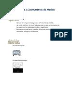 Equipos e Instrumentos de Medida